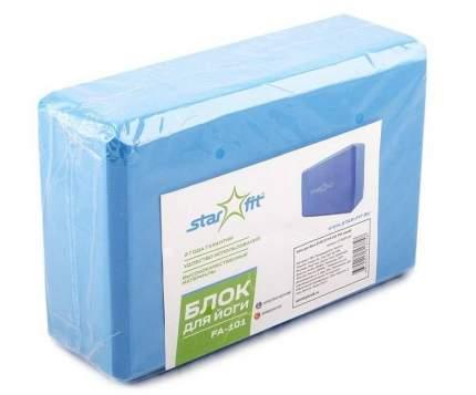 Блок для йоги StarFit FA-101 синий