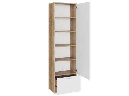 Платяной шкаф ЭтоМебель Лейла 60х38,2х214,6, дуб каньон