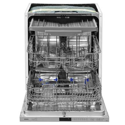 Встраиваемая посудомоечная машина 45 см Ginzzu DC 608