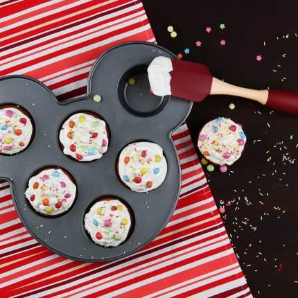 Форма для выпечки кексов Mickey Mouse BWM-DS-006