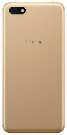Смартфон Honor 7S 16Gb Gold (DRA-LX5)