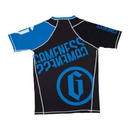 Рашгард Gameness Pro Rank Rashguard, blue, M INT