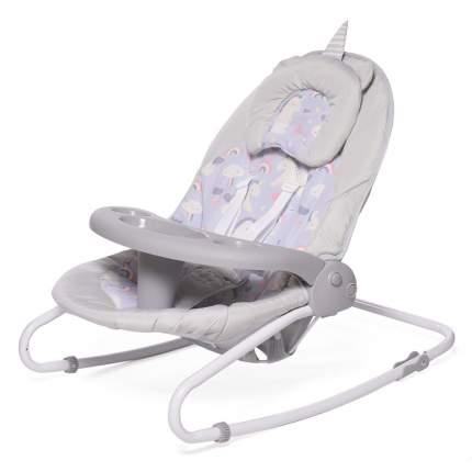 Электрокачели Babycare Butterfly 2в1 с адаптером