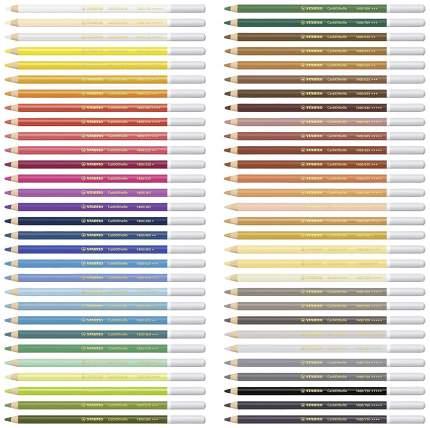 Карандаши цветные STABILO Carbotello 1460-1 60 шт