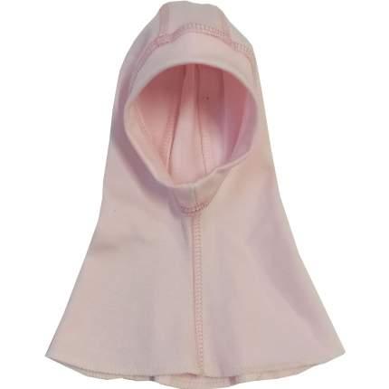 Балаклава детская Папитто, цв. розовый р-р 46-48