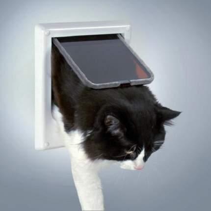 Дверца для кошек TRIXIE магнитная 16,5х21,6см