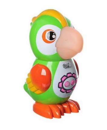 Интерактивная развивающая игрушка Умный попугай (6 функций)