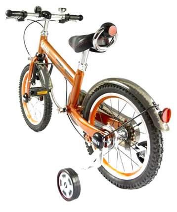 Детский двухколесный велосипед Rastar Mini RSZ1602SO Оранжевый