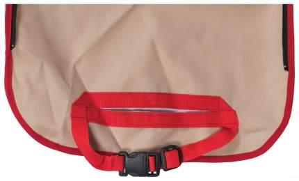 Автогамак для собак AvtoTink с жесткой боковой защитой 73003/1 Бежевый