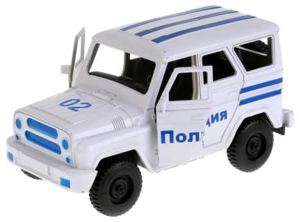 Машина инерционная Полиция, открываются двери