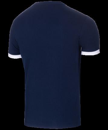 Футболка Jogel JCT-1040-091, темно-синий/белый, M INT