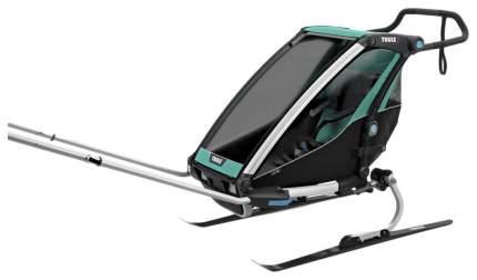 Одноместная коляска Thule Chariot Lite 1 Blue Grass