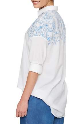 Блуза женская U.S. POLO Assn. белая 38