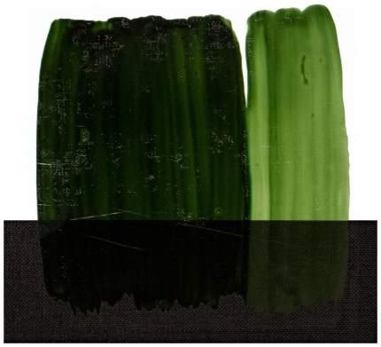 Акриловая краска Maimeri Idea Vetro По стеклу зеленый желчный M5314358 60 мл