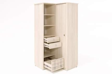 Платяной шкаф Hoff Кембридж 80333192 106,7х211,2х106, сосна скандинавия