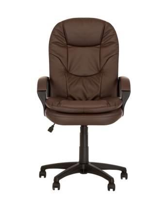 Офисное кресло NOWYSTYL Bonn Kd Black Tilt Pl64 Eco-01, коричневый