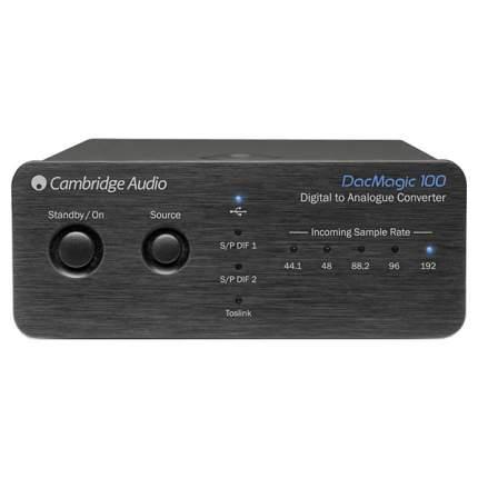 ЦАП Cambridge Audio Azur DacMagic 100-B Black