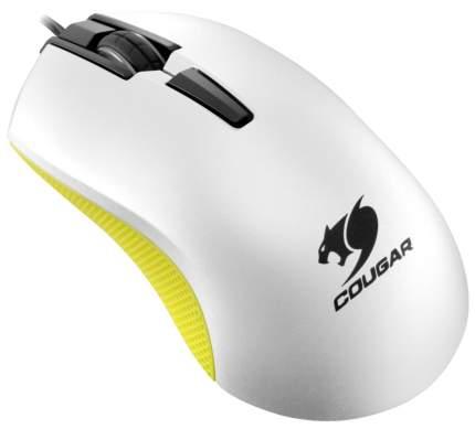 Проводная мышка Cougar 230M White/Yellow