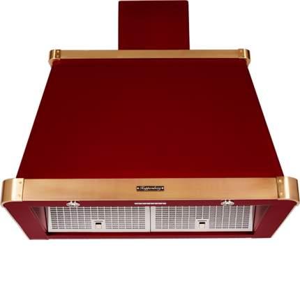 Вытяжка купольная KUPPERSBERG V 939 BOR Red/Brown