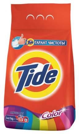Порошок для стирки Tide сolor 3 кг
