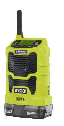 Аккумуляторный радиоприемник для стройплощадки Ryobi R18R-0 5133002455