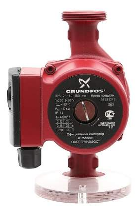 Циркуляционный насос Grundfos UPS 25-40 180 96281375