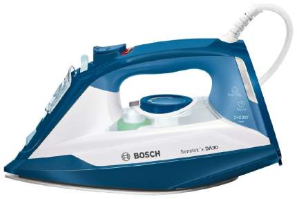 Утюг Bosch Sensixx'x DA30 Secure TDA3024110 White/Blue