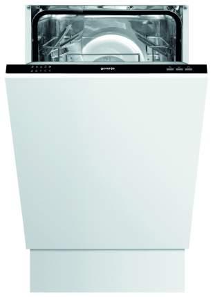 Встраиваемая посудомоечная машина 45см GORENJE GV51011