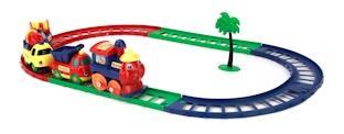 Железная дорога Играем вместе Ну, Погоди! 18008C-1
