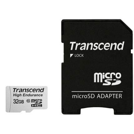 Карта памяти Transcend Micro SDHC High Endurance TS32GUSDHC10V 32GB