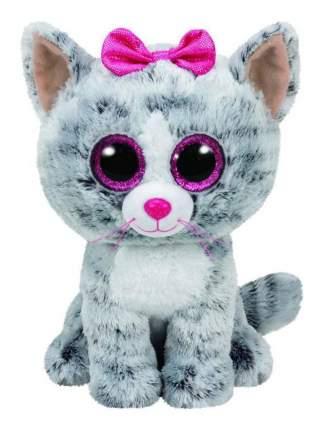 Мягкая игрушка TY Beanie Boos Котенок Kiki 25 см
