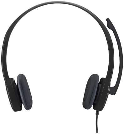 Гарнитура для компьютера Logitech Logitech® Stereo Headset H151 Black