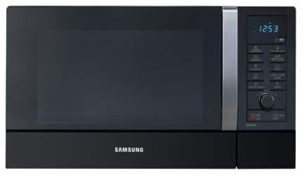 Микроволновая печь с грилем и конвекцией Samsung CE107MNR-B silver