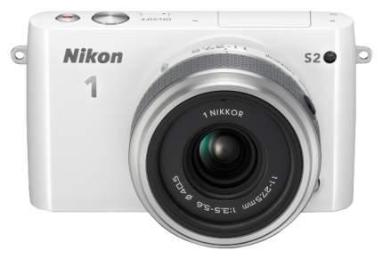 Фотоаппарат системный Nikon 1 S2 White