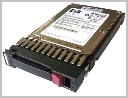 Внутренний жесткий диск HP 900GB (619291-B21)