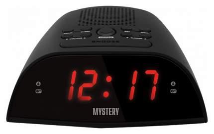 Радио-часы MYSTERY MCR-48 Black/Red