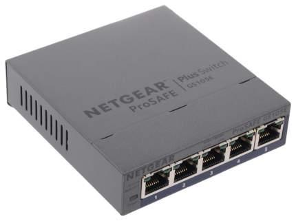 Коммутатор NetGear ProSafe GS105E-200PES