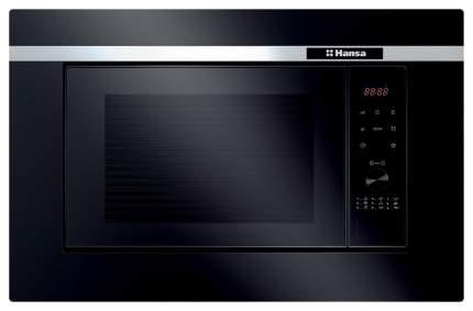 Встраиваемая микроволновая печь Hansa AMG20BFH Black