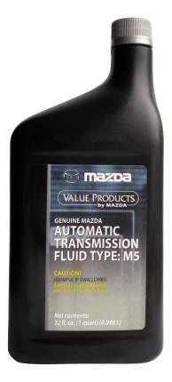 Трансмиссионное масло Mazda 0.946л 0000-77-112E-01