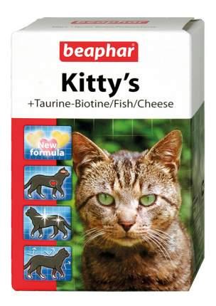 Витаминный комплекс для кошек Beaphar Kitty's, 180 таб