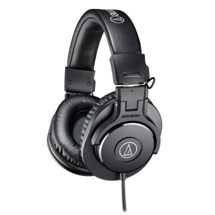 Наушники Audio-Technica ATH-M30X Black