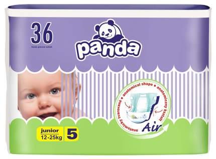 Подгузники Bella Baby Happy Panda Junior 5 (12-25 кг), 36 шт.