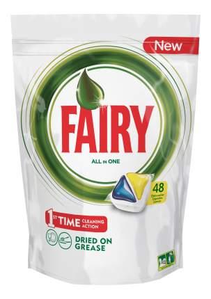 Средство для мытья посуды Fairy лимон 48 штук