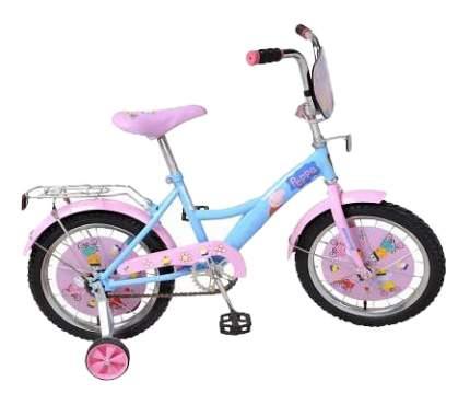 Велосипед Navigator Kite 2015 onesize Peppa Pig голубой, розовый ВН16093