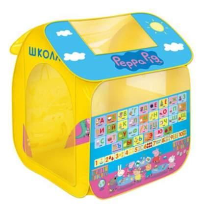 Игровая палатка Росмэн Peppa Pig - Учим азбуку с Пеппой