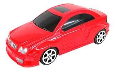 Машинка инерционная S+S Toys красная