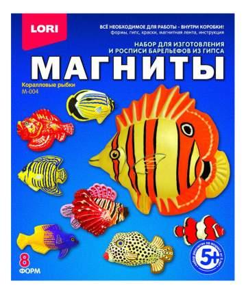 Роспись предметов LORI Коралловые рыбки