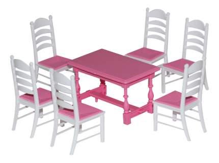 Набор мебели для кукол №6 Полесье