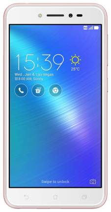Смартфон Asus ZenFone GO ZB501KL 32Gb Pink