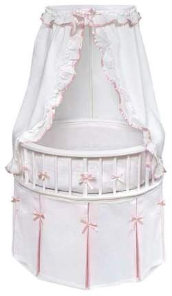 Кровать детская Badger Basket Elegance pink